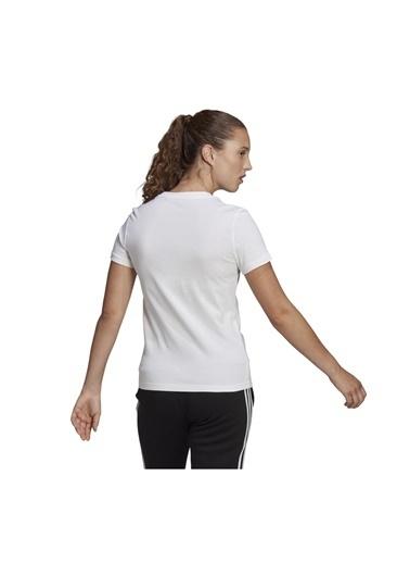 adidas Adidas Kadın Günlük T-Shirt W Lin T Gl0768 Siyah